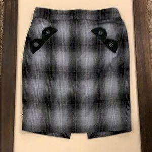 Marc Jacobs Plaid Skirt